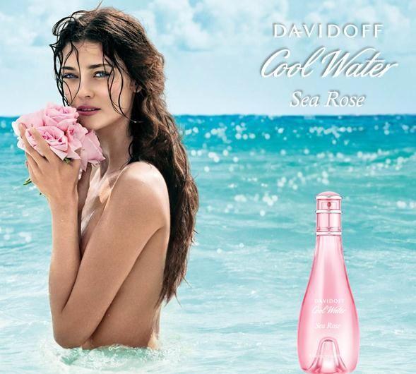 DAVIDOFF COOL WATER WOMAN SEA ROSE